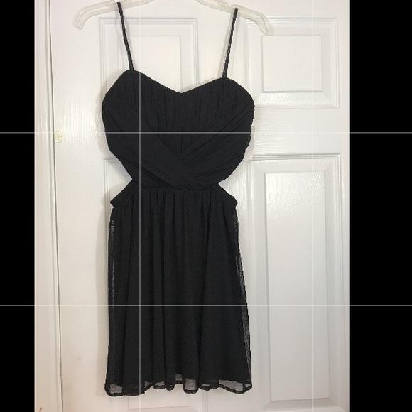 e99a5b846e65 Steppin' Out Dresses   Stepping Out Womens Mesh Mini Dress Black ...